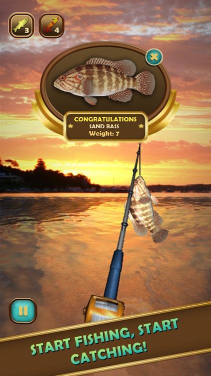 Hooked On Sport Fishing screenshot-4