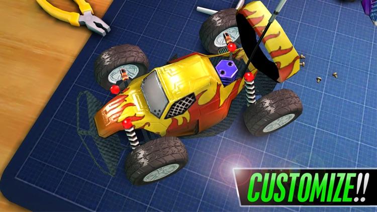 Touch Racing 2 screenshot-4