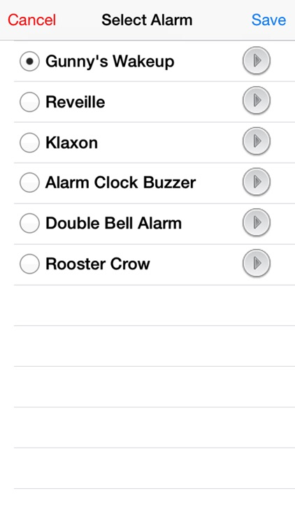 Gunny Ermey's Alarm Clock screenshot-4