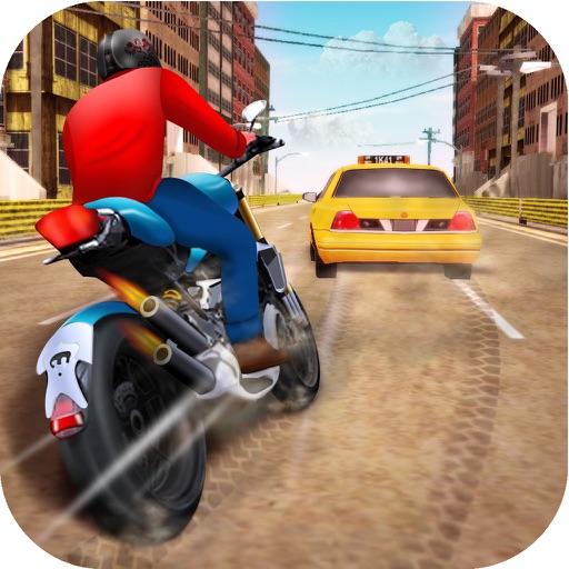 Захватывающие гонки на мотоциклах