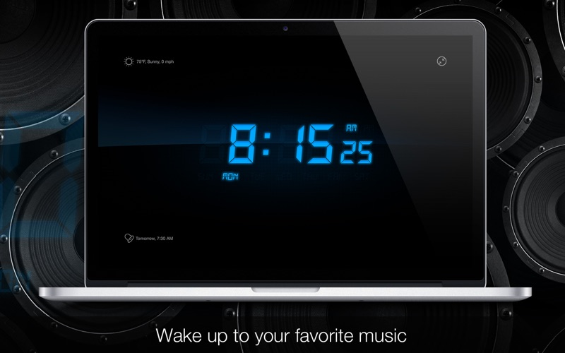 My Alarm Clock Screenshot