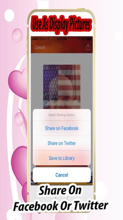 Show Some Love - Flag A Pic screenshot-4
