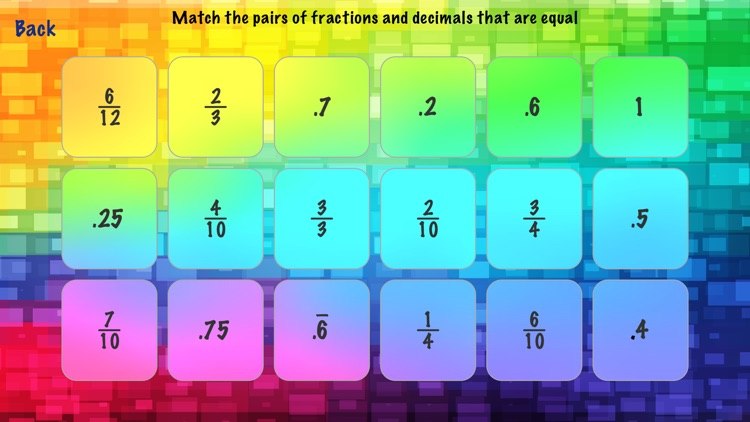 Fractions & Decimals screenshot-4