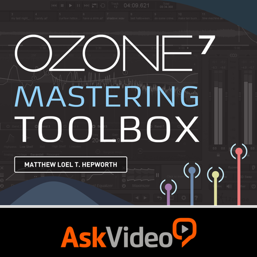 Mastering Toolbox for Ozone 7