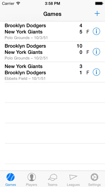 Home Field ScorebooK for Baseball/Softball screenshot-3