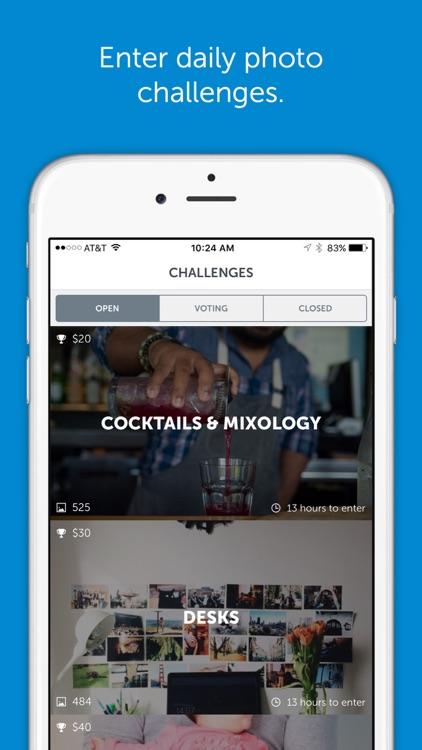 Twenty20 - Sell Your Photos & Build Your Audience screenshot-3