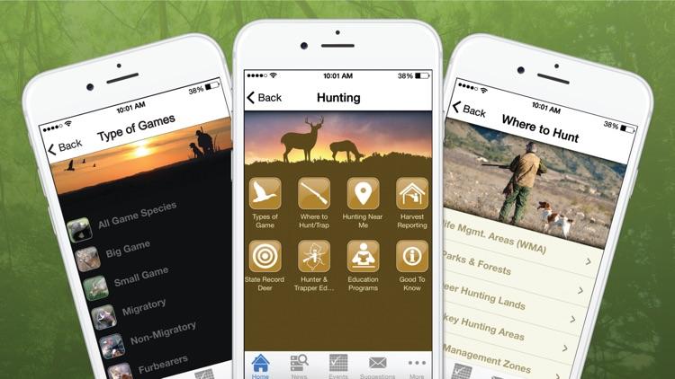 NJ Fish, Hunting & Wildlife Guide- Pocket Ranger® screenshot-4