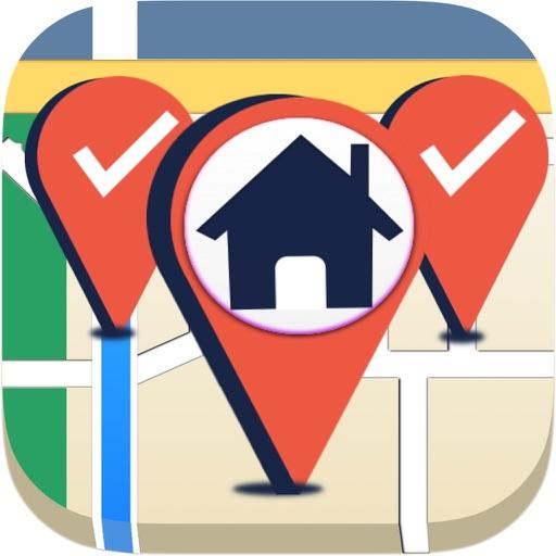 Landlord Visit Log Free iOS App