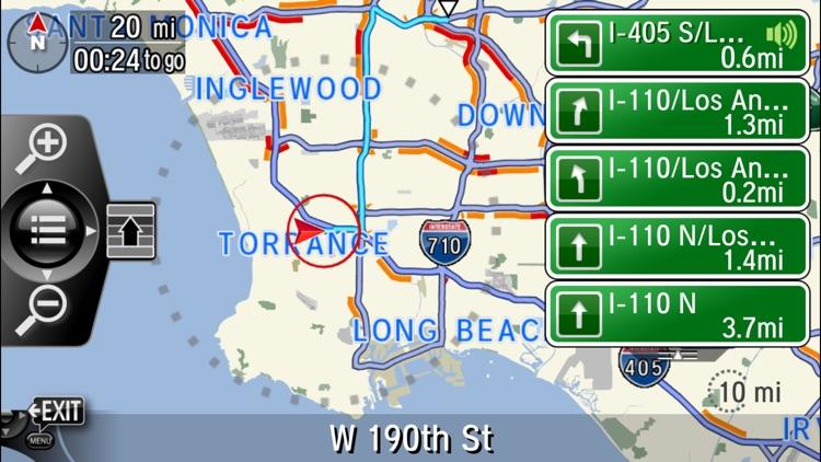 HondaLink Navigation NA screenshot-3
