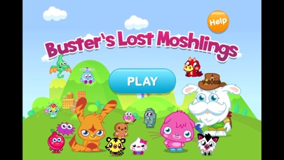 Screenshot for Moshi Monsters: Buster's Lost Moshlings in United Arab Emirates App Store