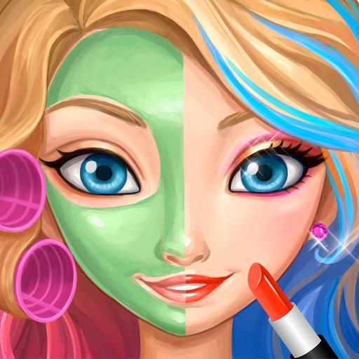 TapMakeover | Принцесса макияж салон