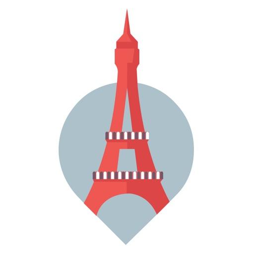 Smarter Paris - Offline travel Paris guide to visit Paris - Your local Audioguide Paris