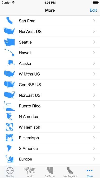 iFeltThat Earthquake screenshot-4