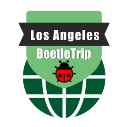 Los Angeles travel guide and offline city map, Beetletrip Augmented Reality Los Angeles Metro Train and Walks