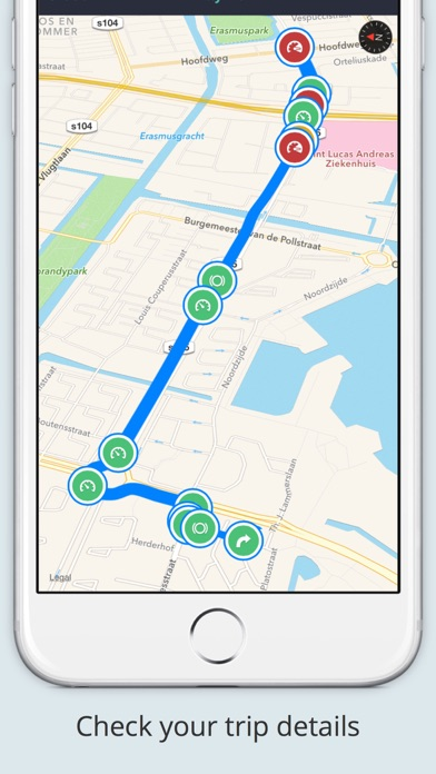 Flo - Driving Insights Screenshot