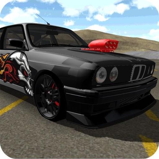 E30 Modifiye & Drift 3D
