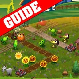 Fan Guide for Plants Vs Zombies 2