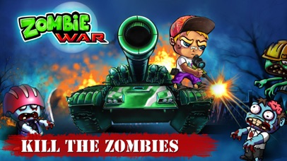 Zombie War - Save The World screenshot one