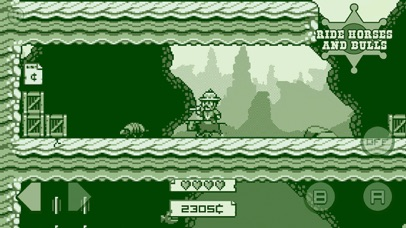 Screenshot from 2-bit Cowboy