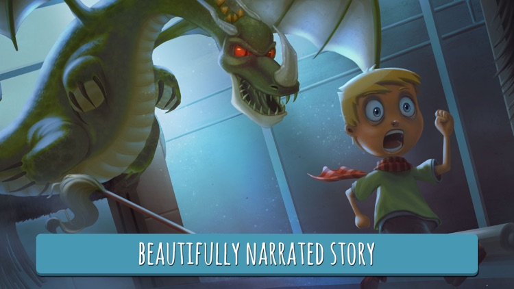 Storm & Skye - An Animated Magical Adventure Story for Kids screenshot-3