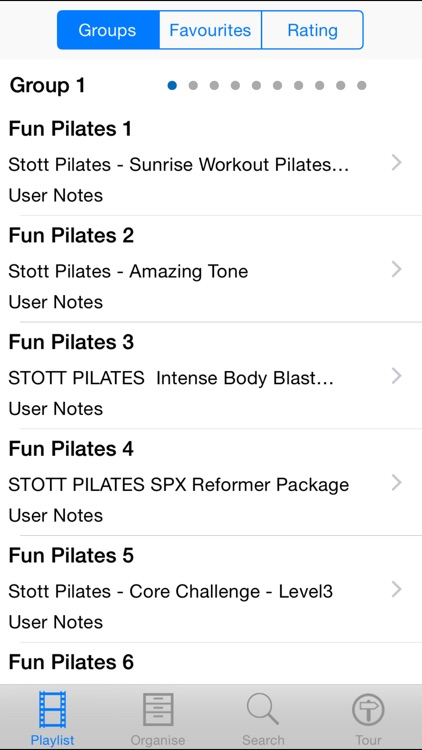 Fun Pilates screenshot-1