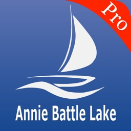 Annie Battle Lake Nautical charts pro