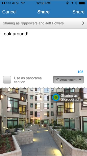 360 Panorama Screenshot