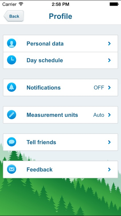Waterbalance: best way to control level of water in your body screenshot-4