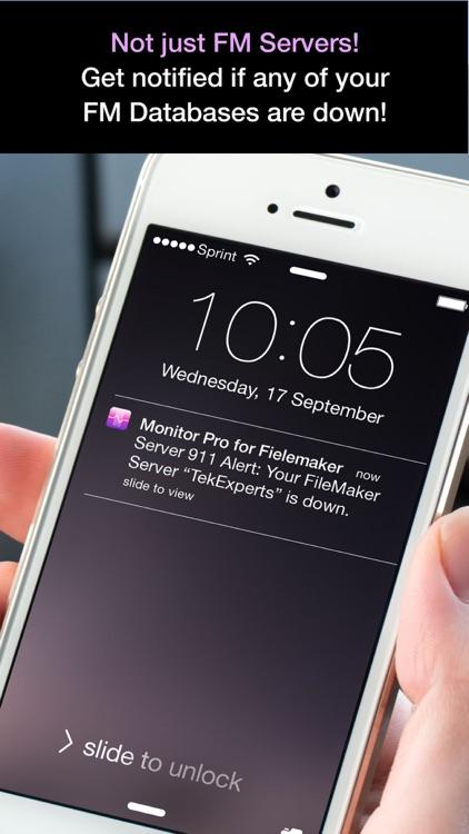 Monitor Pro for FileMaker® Server