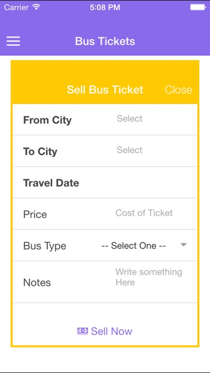 Take My Ticket screenshot-3