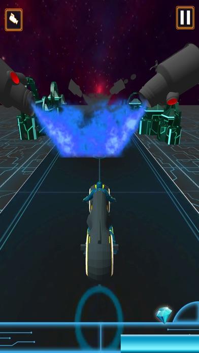 Light Speed Bike : Motor Cycle Rider Game Free