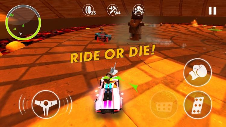 Nitro Punch Car Game screenshot-4
