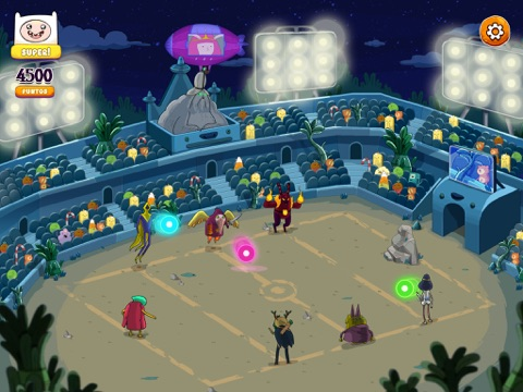Rockstars of Ooo tablet App screenshot 4