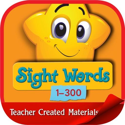 Sight Words 1-300: Kids Learn iOS App