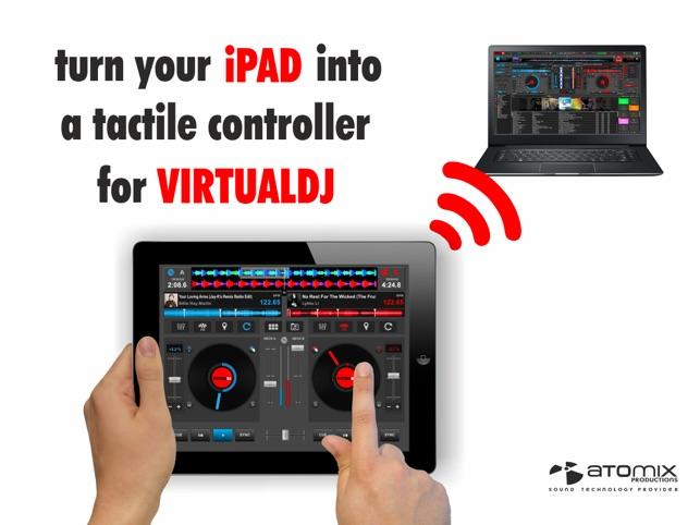 virtual dj applicazione