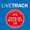 Tour de Belle-Île 2015 - Live GPS Tracking