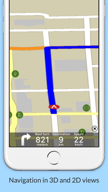 Barbados GPS Map screenshot-3