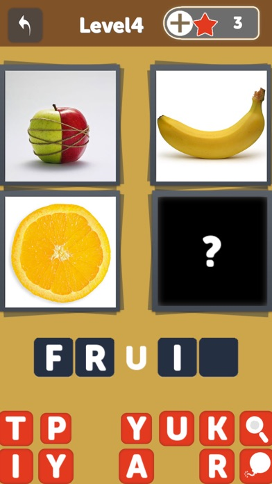 download OMG Guess What - Pics to words puzzle Quiz, find 1 word from 4 picture in this free family pic game apps 3
