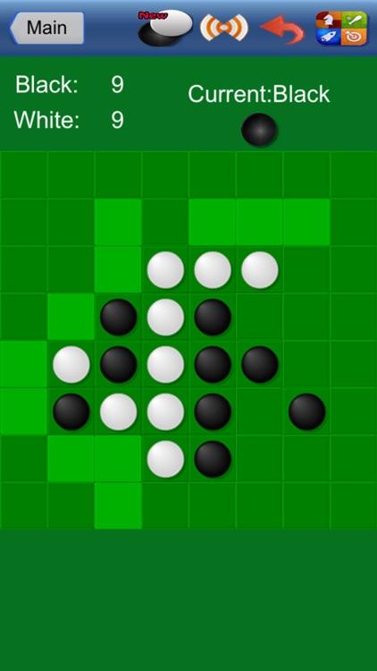 Black VS White (Board Game) Free