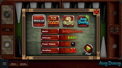 Backgammon Premium Скриншоты5