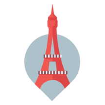 Smarter Paris - Offline travel Paris guide to visit Paris - Your local Audioguide Paris