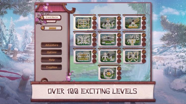 Sakura Day Mahjong Free screenshot-3