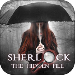 Hidden Sherlock Holmes' File - hidden objects puzzle game