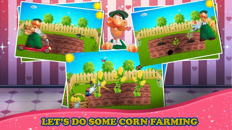 Popcorn Factory – Crazy food maker & cooking chef game for kids