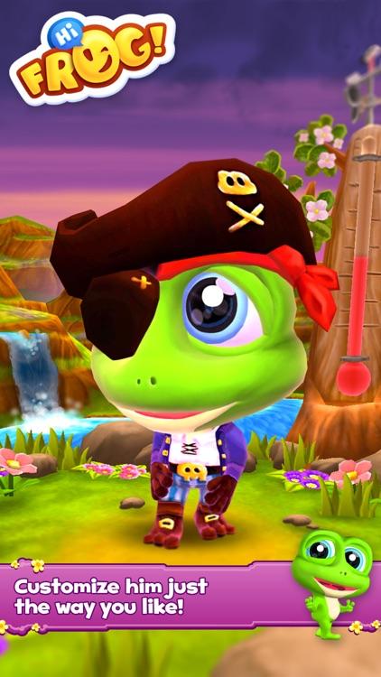 Hi Frog! screenshot-3