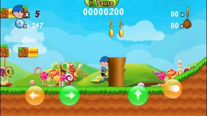 Super Gnome Jumper screenshot one