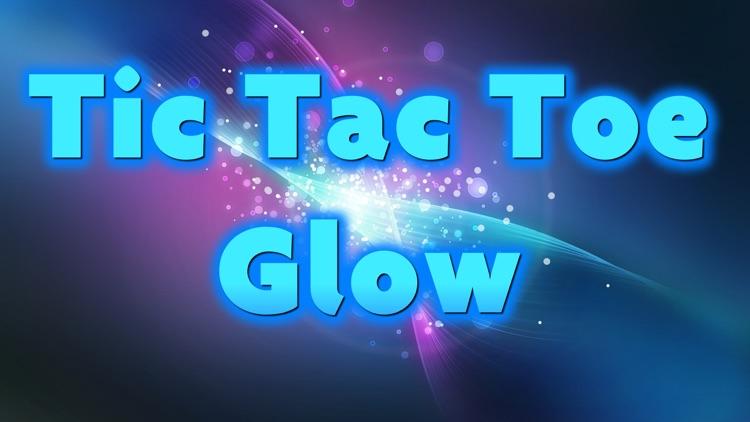 Tic Tac Toe Glow
