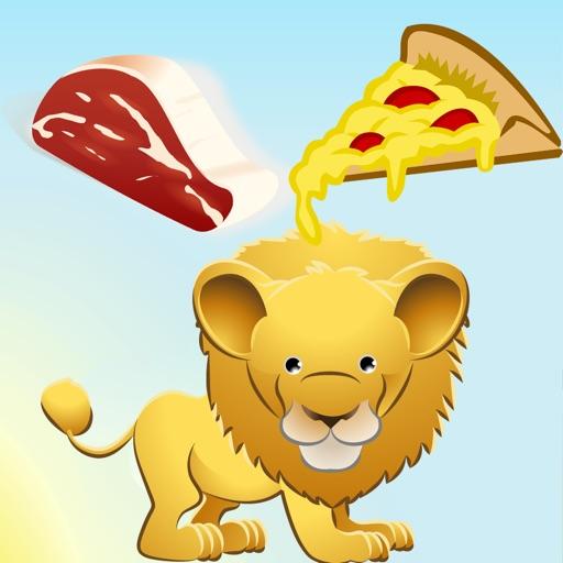 Активность! Игры для детей о сафари - научиться кормить животных