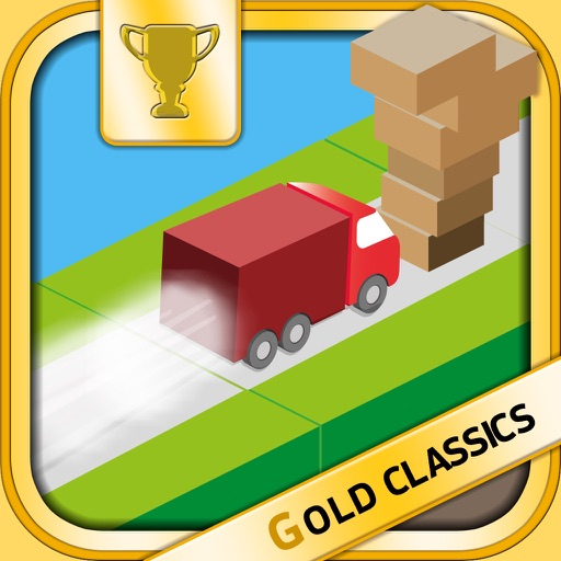 Action Transoban 3D - (G)old Classic Sokoban Game