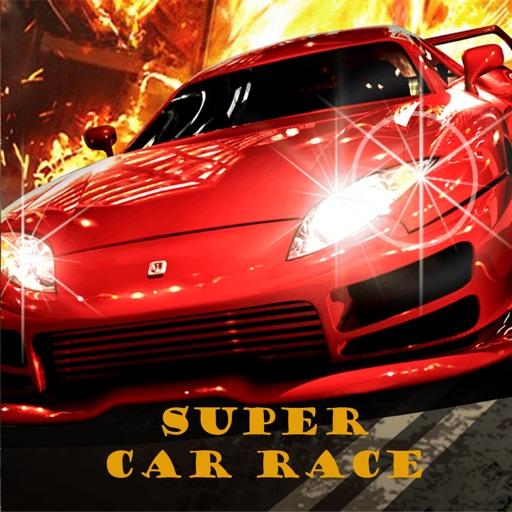 Car Race : A Shooting car racing